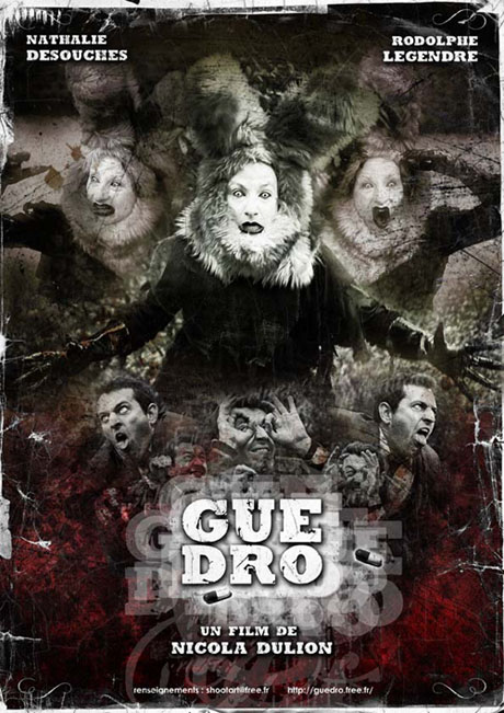 GUEDRO en DVD... Guedroaffiche